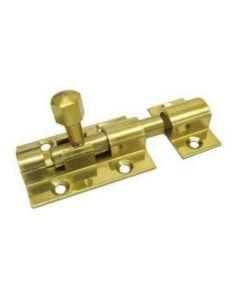 """Brass Bolt 1.5"""" (38mm)"""