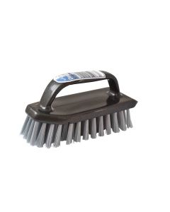 Scrubbing Brush - Iron Shaped