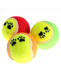 Pet Play Balls - Pack Of 3