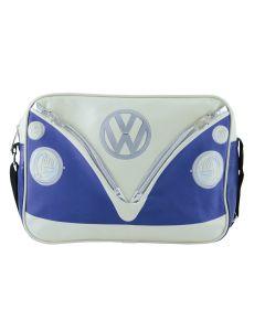 Volkswagen T1 Imitation Leather Shoulder Bag - Blue