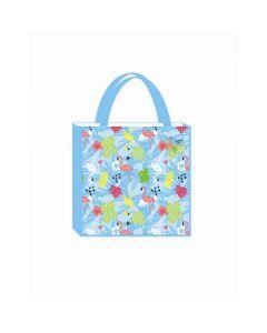 Bello AM1031 Shopping/Beach Bag with Flamingo Design