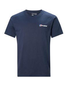 Men's Berghaus Logo T-Shirt - Navy