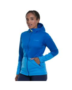 Berghaus Women's Motionik Fleece Jacket - Blue