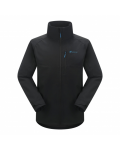 Skogstad Men's Laberget Softshell Jacket - Black