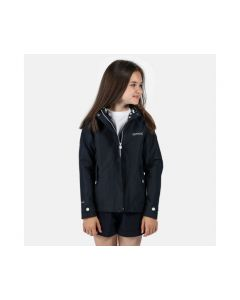 Regatta Bibiana Kid's Waterproof Jacket - Navy