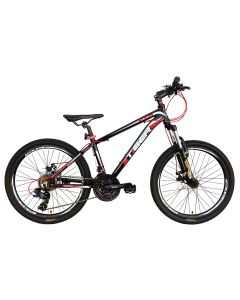 "Tiger Ace 24"" Wheel Junior Mountain Bike"
