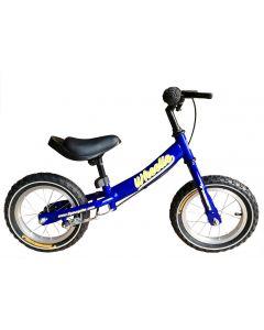 Tiger Wheelie Balance Bike - Blue