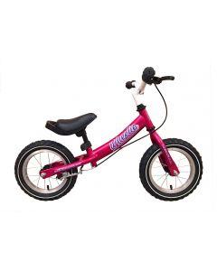 Tiger Wheelie Balance Bike - Pink