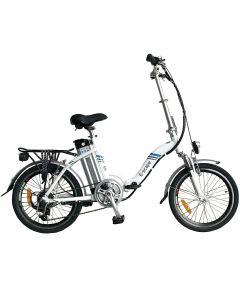 E-Scape Folding Low Step-Through Electric Bike