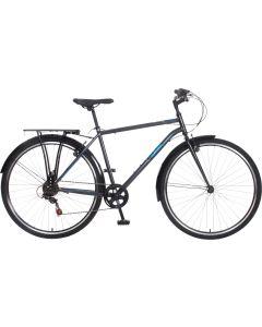 "British Eagle Helix Gents Hybrid Bike - 19"""