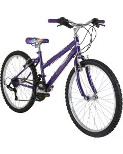 "Freespirit Trouble 24"" Wheel Girls Mountain Bike"