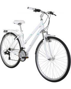 Freespirit Trekker Plus Ladies Alloy Hybrid Bike