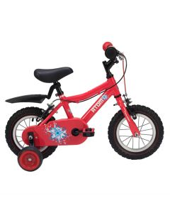 "Raleigh Atom 12"" Wheel Boys Bike - Red"