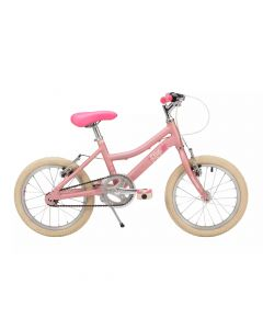 "Raleigh Chic Alloy Girls Mountain Bike - 16"" Wheel Pink"