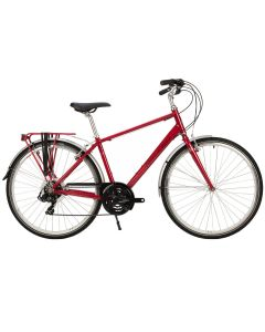 Raleigh Pioneer Tour Crossbar - Red
