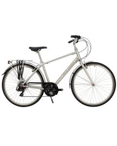Raleigh Pioneer Tour Crossbar - Silver
