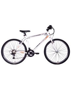 "Tiger Hazard 26"" Mountain Bike - White"