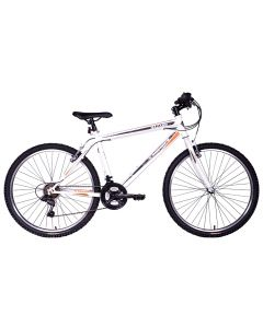 "Tiger Hazard 26"" x 13"" Frame Youth Mountain Bike  - White"