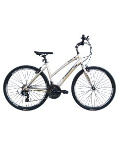 Tiger Explorer 700C Ladies Alloy Hybrid Trekking Bike