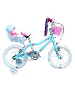 """Tiger Rosie Girls Bike - 14"""" Wheel"""