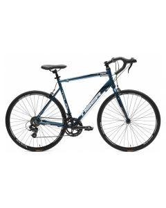 Tiger TR70 Aluminium STI Road Bike in Dark Blue