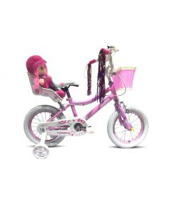 "Tiger Lottie 12"" Girls Bike"