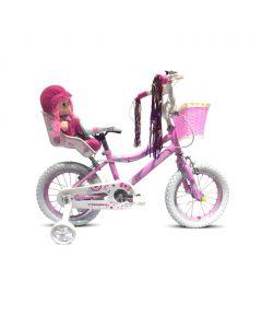 """Tiger Lottie Girls Bike 14"""""""