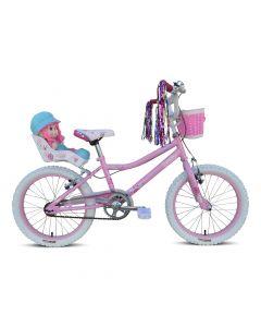 """Tiger Lottie Girls Bike - 16"""""""