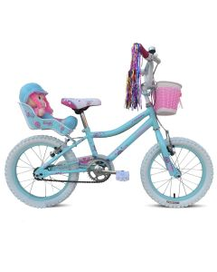 "Tiger Grace Girls Bike - 18"" Wheel"