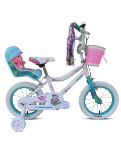 "Tiger Imogen Girls Bike - 14"" Wheel"