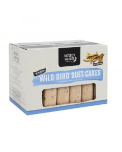 Nature's Market Wild Bird Suet Cakes