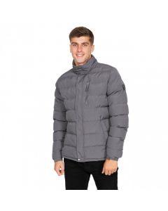 Trespass Boyce Men's Padded Jacket - Grey Marl