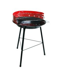 "Portable 14"" Steel Barbecue"