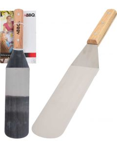 Barbecue Turner with Wooden Handle