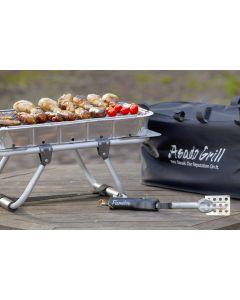 Asado Grill - Holiday Hamper Charcoal Barbecue Kit