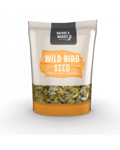 Nature's Market Wild Bird Seed Mix - 1kg