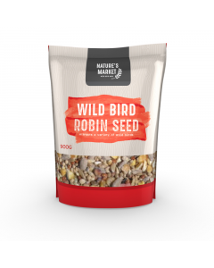 Nature's Market Robin Bird Feed Mix - 0.9kg