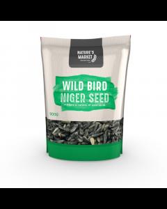Nature's Market Wild Bird Niger Seed - 0.9kg
