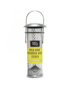 Nature's Market Deluxe Sunflower Seed Feeder