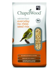 Chapelwood Everyday No Mess Seed Mix - 1.8kg
