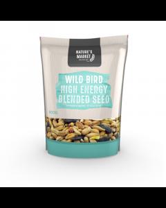 Nature's Market High Energy Wild Bird Feed - 0.9kg
