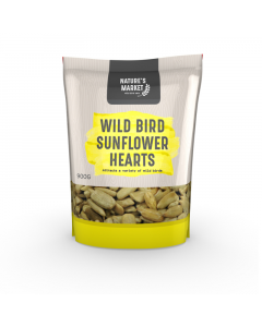 Nature's Market Sunflower Hearts Feed - 0.9kg