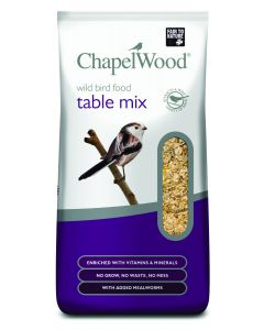 Chapelwood Bird Table Seed Mix - 1.8kg