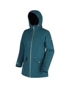Regatta Women's Bergonia Waterproof Insulated Jacket - Deep Teal