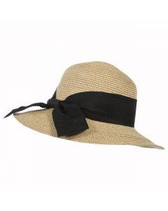 Trespass Women's Brimming Straw Hat - Natural