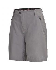 Trespass Women's Brooksy Shorts - Storm Grey
