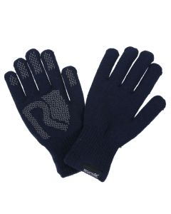 Regatta Kids' Banwell Grip Gloves - Navy