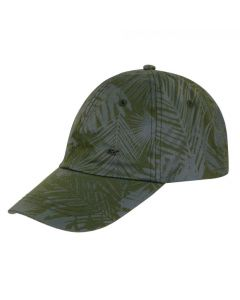 Regatta Men's Cassian Baseball Cap - Grape Leaf Camo Print
