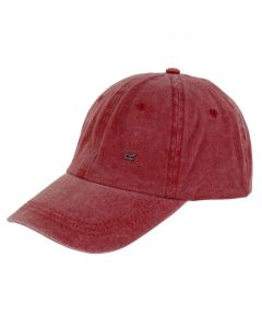 Regatta Men's Cassian Baseball Cap - Delhi Red