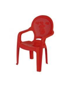 Plastic Kids Arm Chair